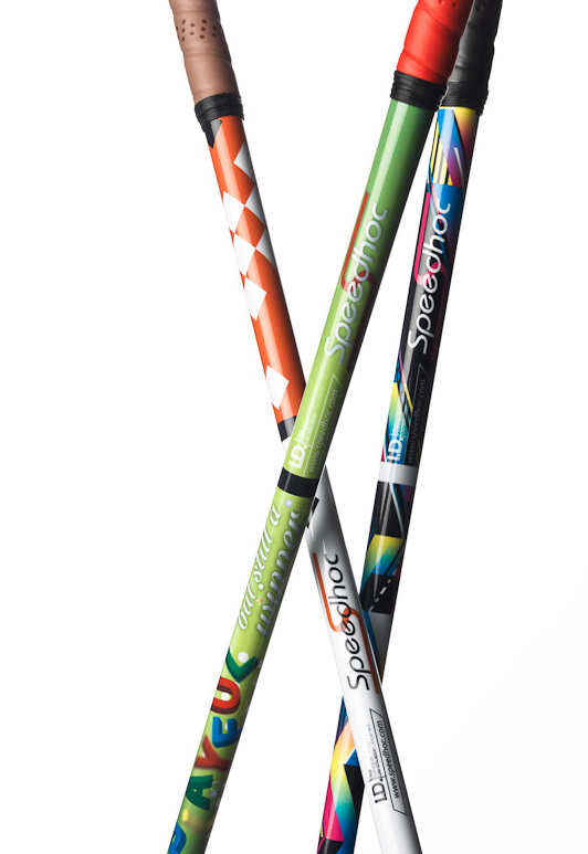 Speedhoc ID Floorball sticks